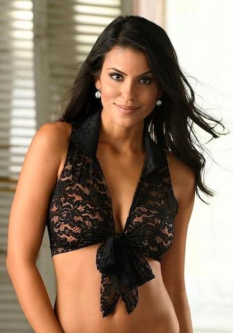 LASCANA Bolero in Black