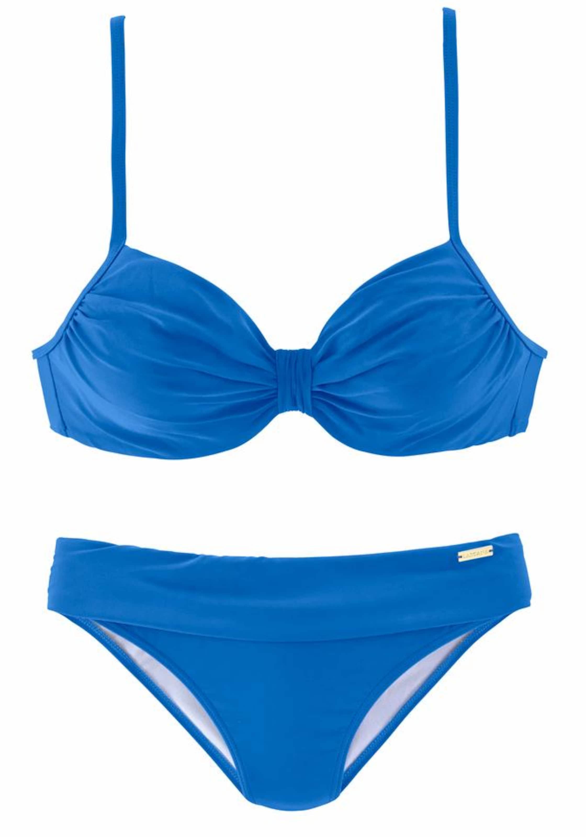 Bikini In Lascana Lascana Blau Bikini Blau Lascana Bikini In deBorCx