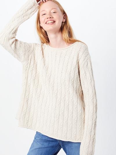 Megztinis 'Tricia' iš LIEBLINGSSTÜCK , spalva - smėlio: Vaizdas iš priekio