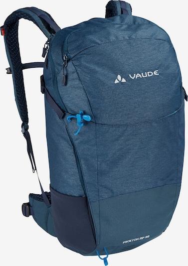 VAUDE Wanderrucksack 'Prokyon Zip' 20L in himmelblau, Produktansicht