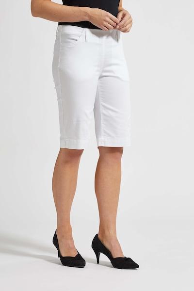 LauRie Shorts 'Savannah' in weiß, Produktansicht