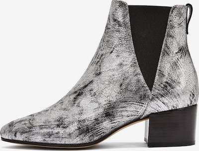 NINE TO FIVE Chelsea Boot 'Brygge' in silber, Produktansicht