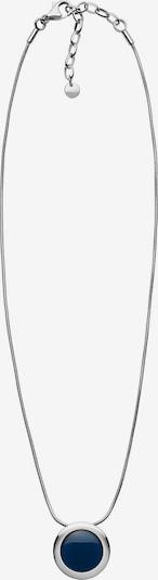SKAGEN Kette in dunkelblau / silber, Produktansicht
