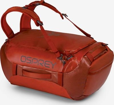 Osprey Reisetasche 'Transporter 40' in rostrot, Produktansicht