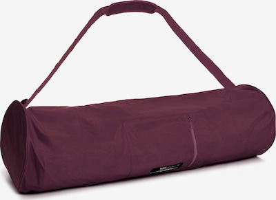 YOGISTAR.COM Yogatasche Basic - Zip - Extra Big - Nylon - 80 Cm in rot, Produktansicht