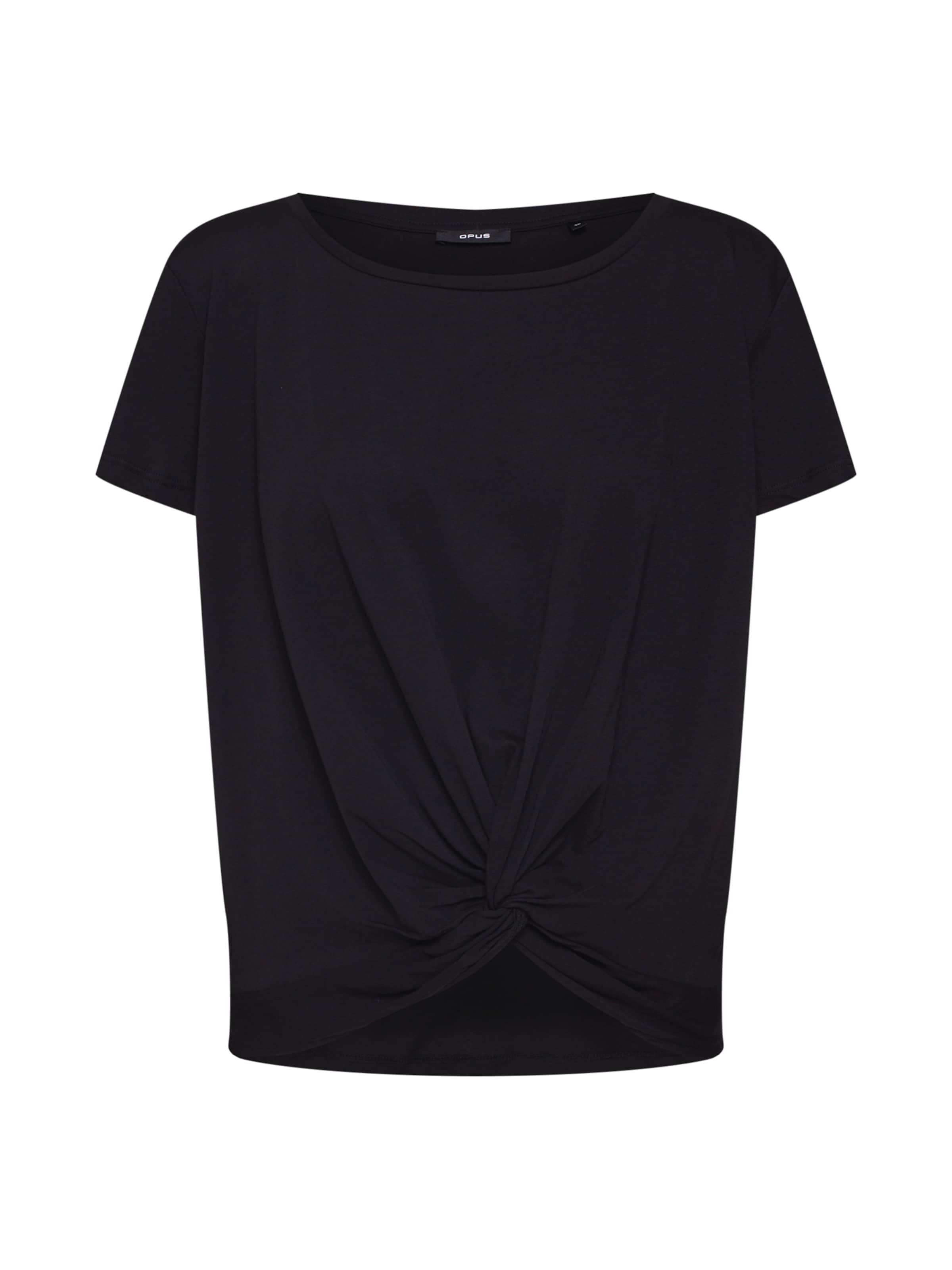 'stanley' En shirt Noir T Opus FuTJ13clK
