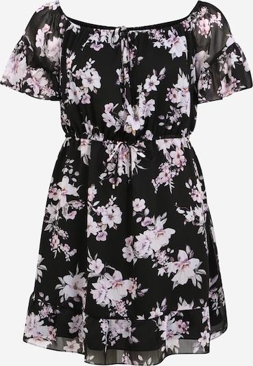Forever New Kleid 'Tash Flare Sleeve Bardot' in dunkelblau / mischfarben, Produktansicht
