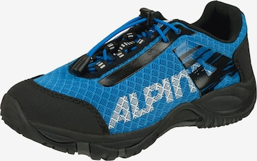 Alpina Flats 'Joy' in Blue