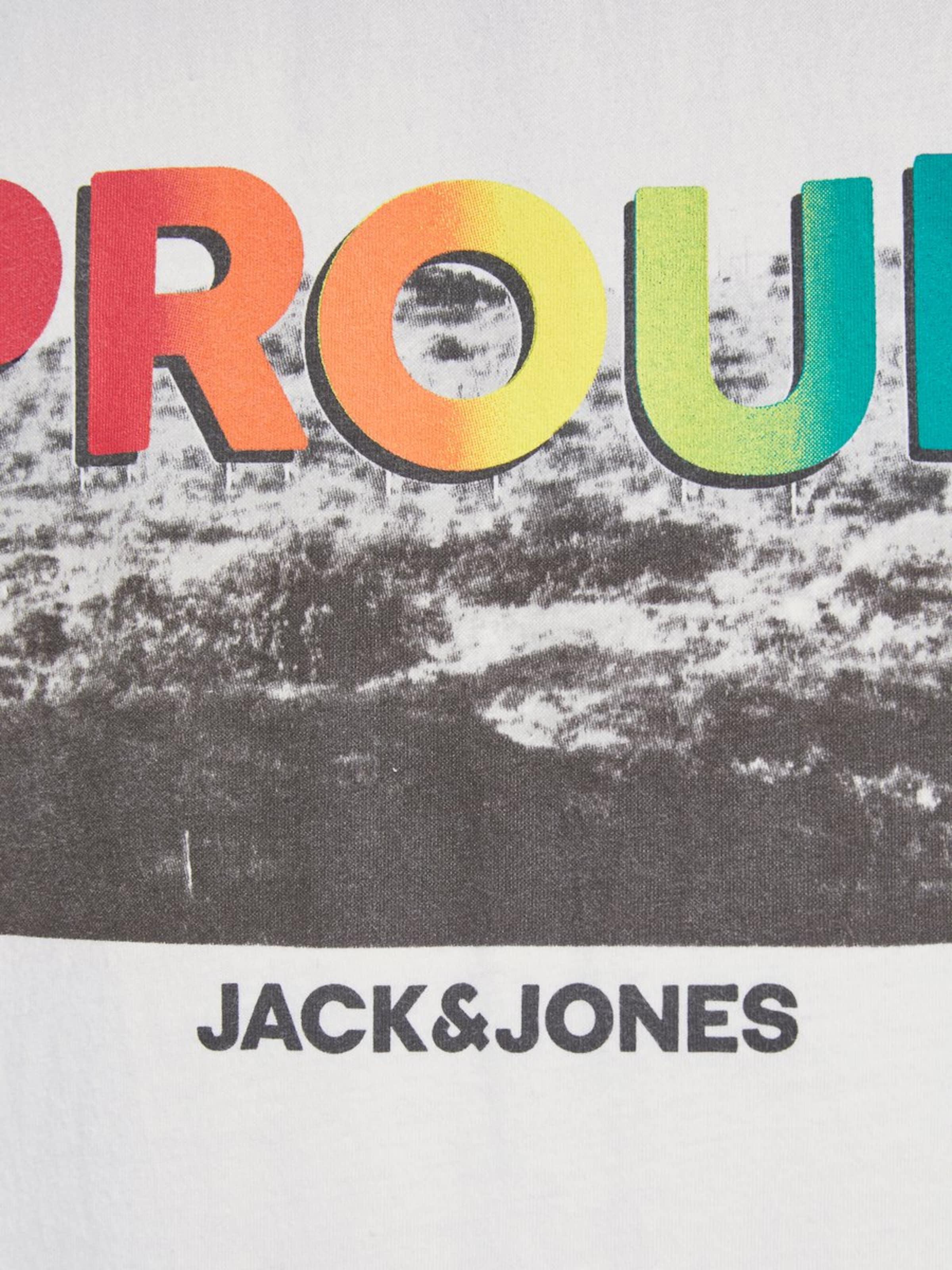 shirt Jackamp; Jones T In MischfarbenWeiß WEe2YbH9ID
