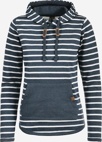 Blend She Sweatshirt 'Carina' in Blue