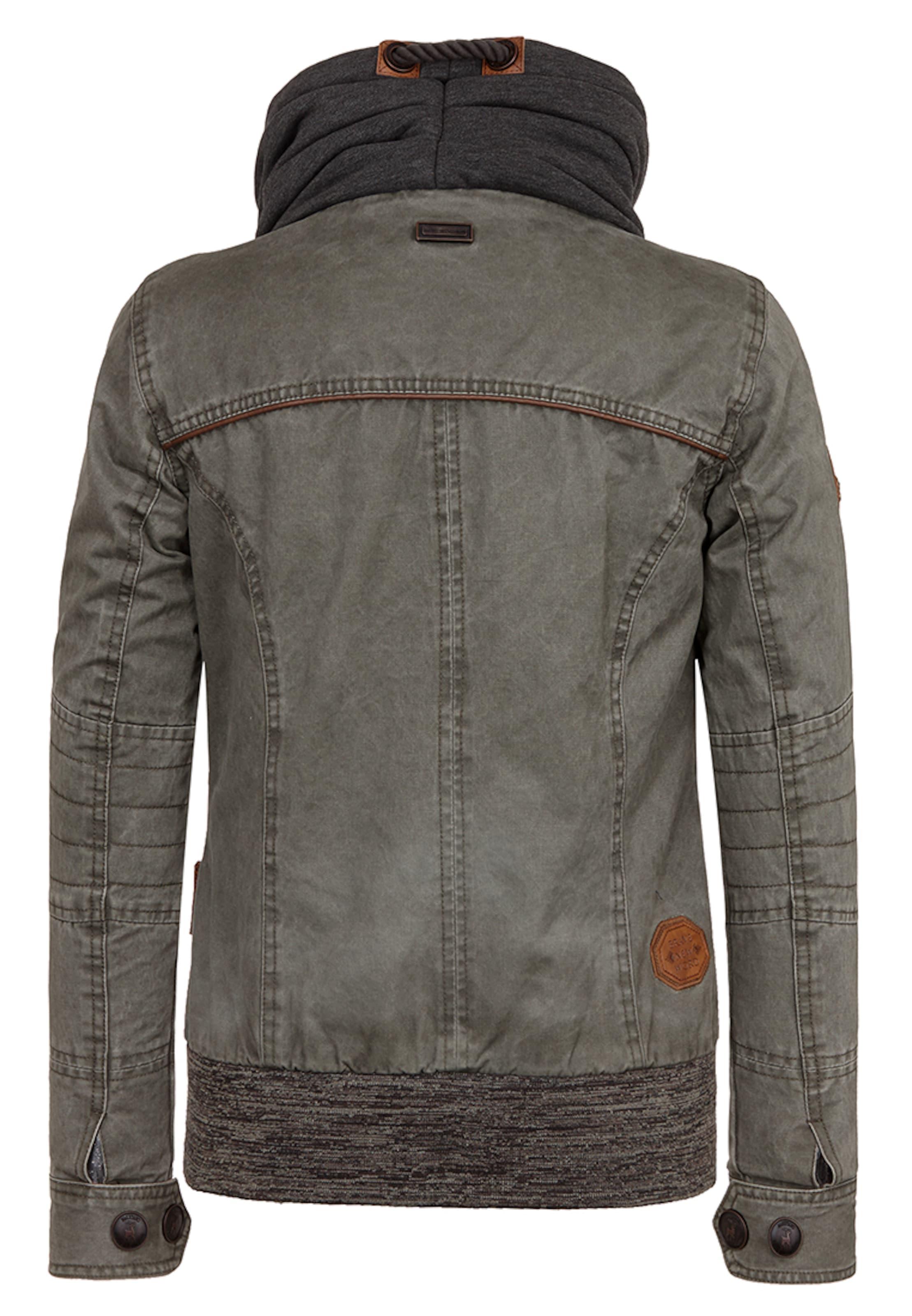 Neu Zu Verkaufen Spielraum Shop naketano Jacket Billig Verkauf Sast Günstige Manchester-Großer Verkauf Finish Günstiger Preis sZD0dTf