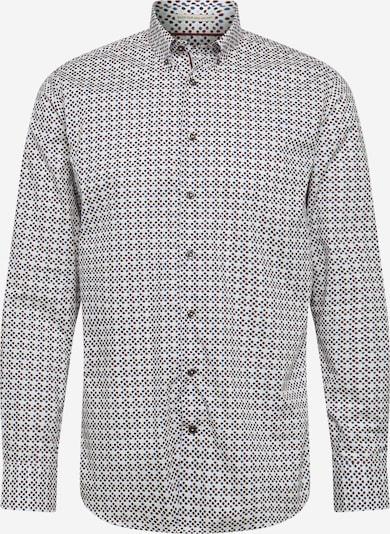 bugatti Hemd in mischfarben / weiß, Produktansicht