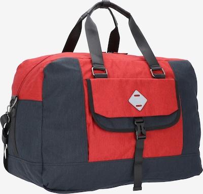 CAMEL ACTIVE Weekender 'Satipo' in blau / rot, Produktansicht