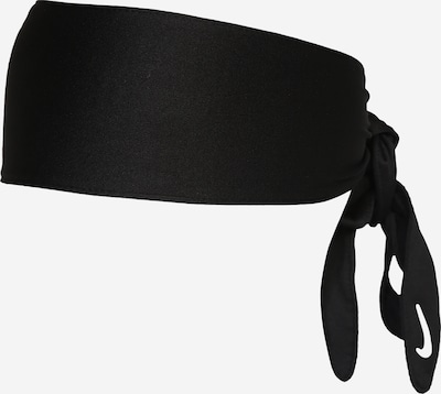 NIKE Sports headband in Black / White, Item view