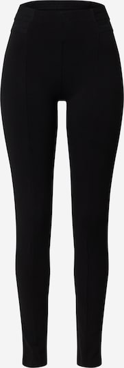 Noisy may Leggings 'NMRICK HW LEGGING' in schwarz, Produktansicht