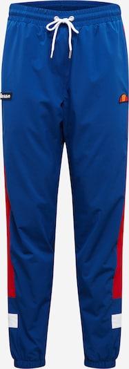 ELLESSE Spodnie 'VECOLI' w kolorze niebieski / czerwony / białym, Podgląd produktu