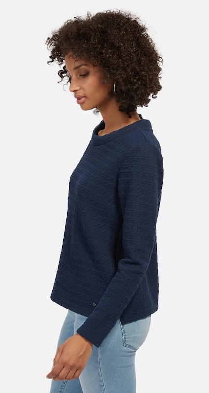 TOM TAILOR Strukturiertes Sweatshirt