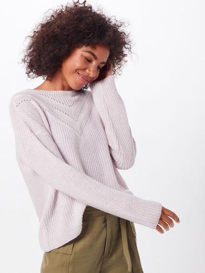 ONLY Sweter 'ARYA' w kolorze różowy pudrowym: Widok z przodu