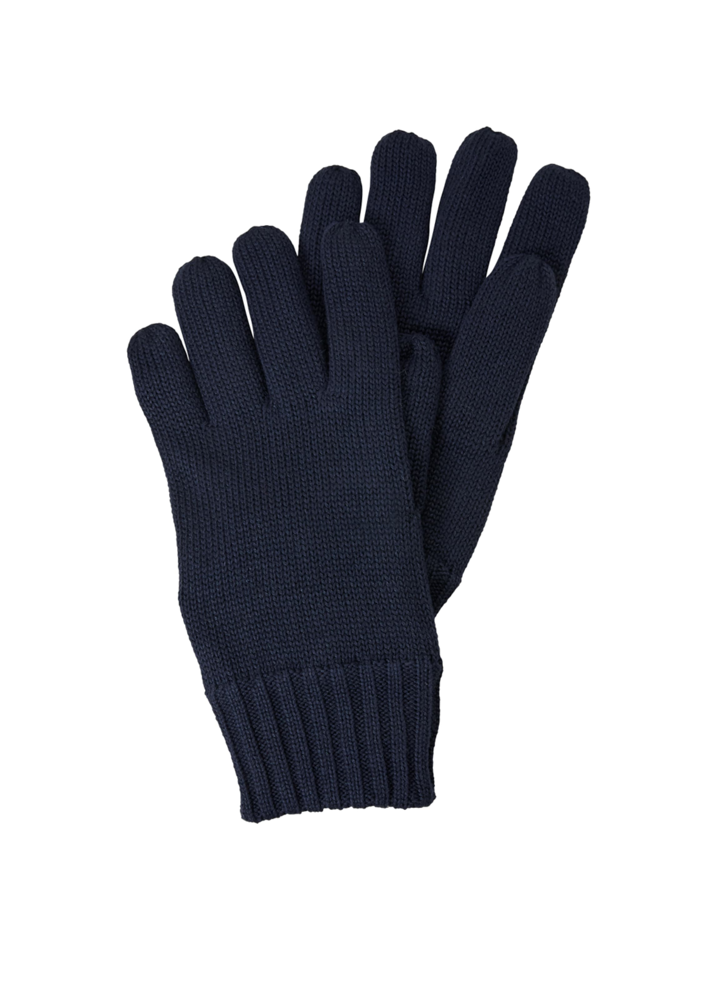 Q By s In Navy Designed Handschuhe 29DHIWYE
