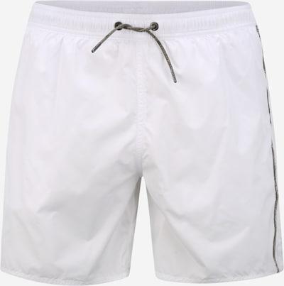 Emporio Armani Zwemshorts in de kleur Wit, Productweergave