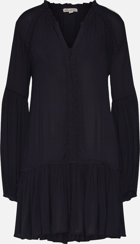 BILLABONG Robe de cocktail 'good mood' en noir, Vue avec produit