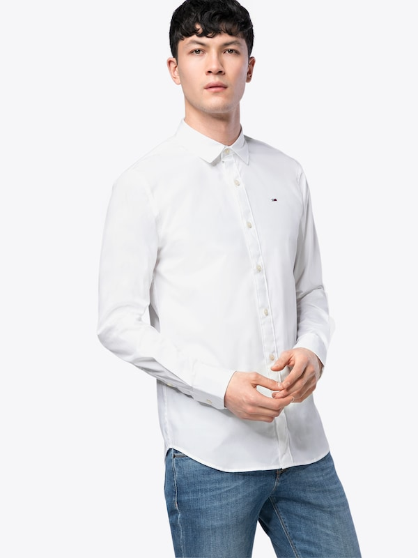Tommy Blanc 'jm' Chemise Jeans En HeDW9I2YE