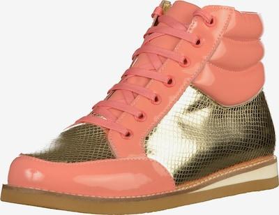 Lola Ramona Sneaker in gold / apricot, Produktansicht