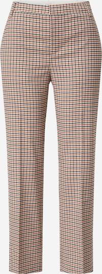 Part Two Kalhoty s puky 'Birdie' - krémová / tmavě modrá / tmavě oranžová / růže, Produkt