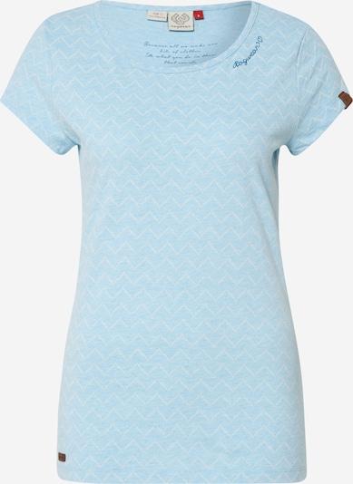 Ragwear Tričko 'MINT ZIG ZAG' - modrá / offwhite, Produkt