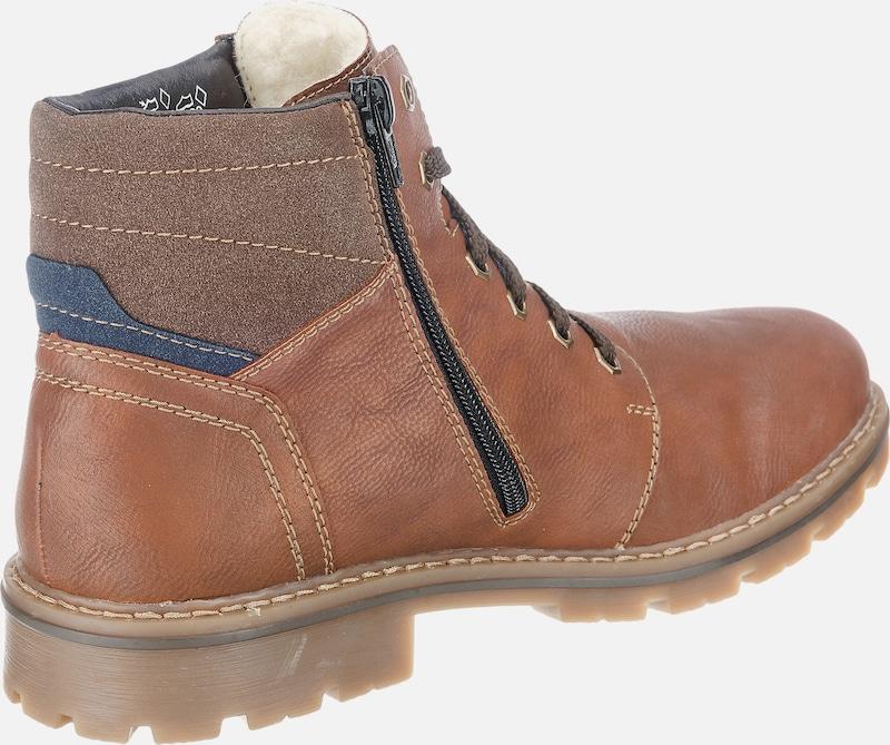 Haltbare Mode billige Schuhe RIEKER | Schnürboots Schuhe Gut Gut Gut getragene Schuhe a93b1e