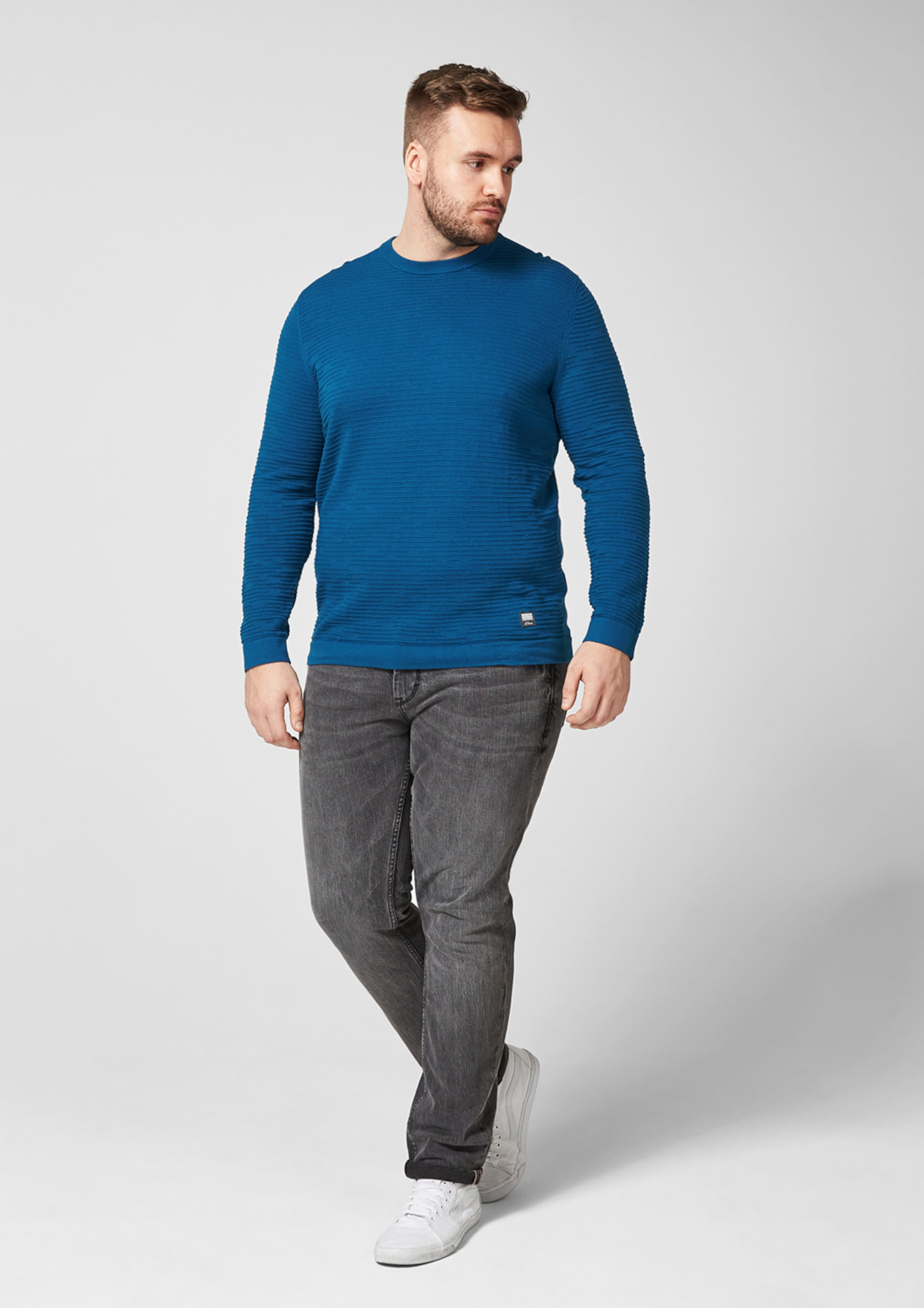 Red Pullover S In oliver Blau Label n0Ok8NwPX