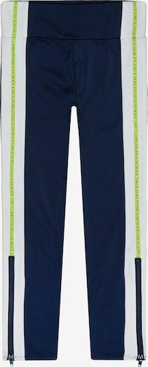 JETTE BY STACCATO Leggings in dunkelblau / goldgelb / weiß, Produktansicht