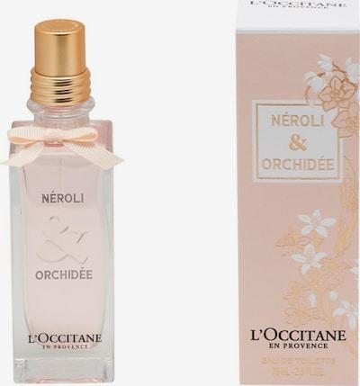 L'OCCITANE Eau de Toilette 'Néroli & Orchidée' in altrosa: Frontalansicht
