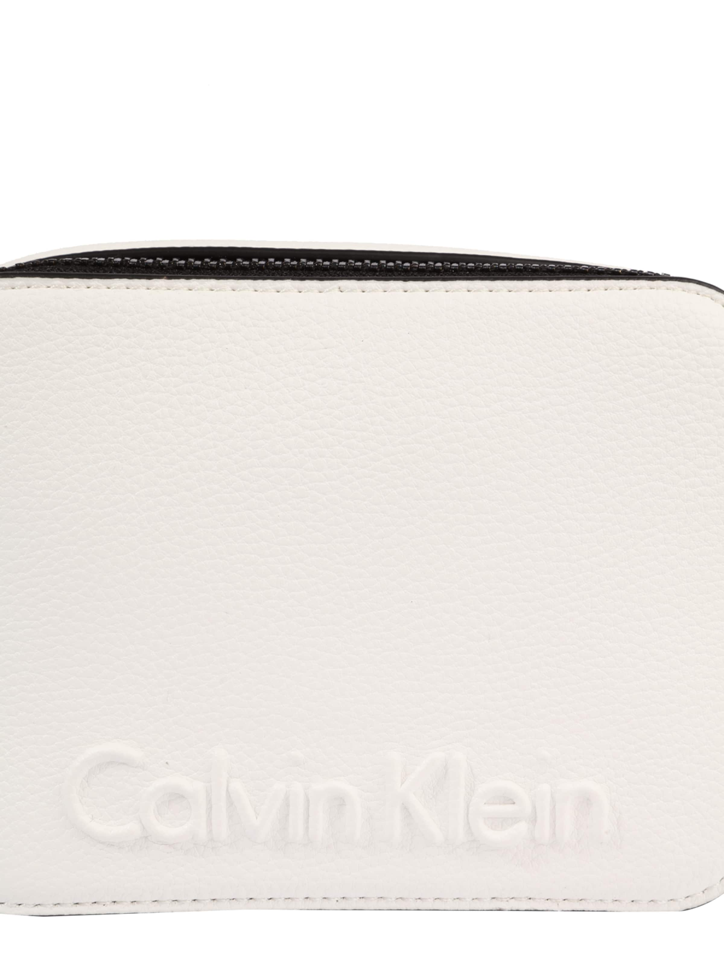 Kaufen Online-Verkauf Calvin Klein Umhängetasche 'EDGE SMALL' Verkauf Neuesten Kollektionen ELCcDt2