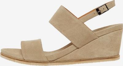 Bianco Sandale in sand, Produktansicht