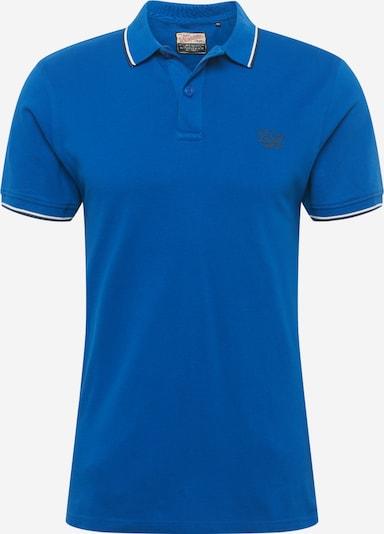 Petrol Industries Shirt in de kleur Royal blue/koningsblauw, Productweergave