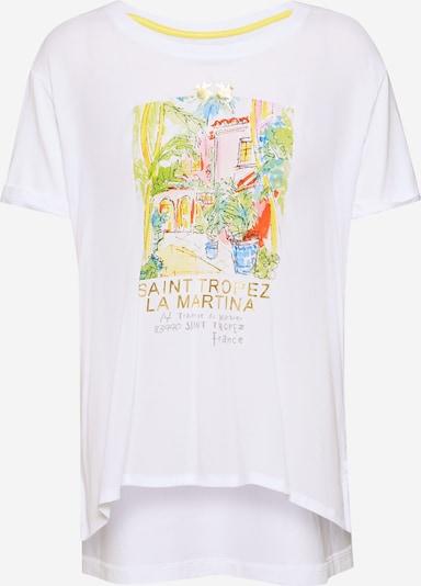 La Martina Shirt in de kleur Wit, Productweergave