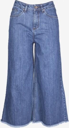 Urban Classics Jeans 'Culotte' in de kleur Blauw denim, Productweergave
