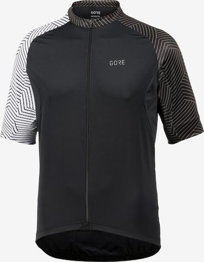 GORE WEAR Fahrradtrikot 'C5 Optiline Trikot' in schwarz, Produktansicht