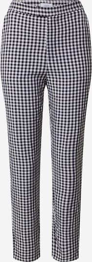NA-KD Hose in schwarz / weiß, Produktansicht