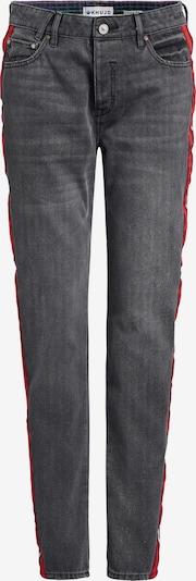 khujo Jeans 'Locklyn' in de kleur Grey denim, Productweergave