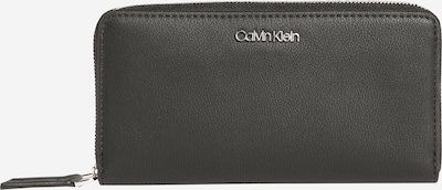 Calvin Klein Wallet 'CK MUST ZIPAROUND LG' in black, Item view