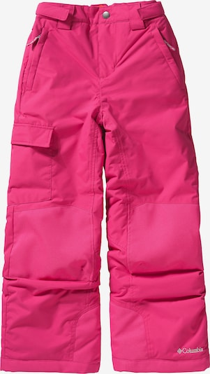 COLUMBIA Skihose 'BUGABOO' in pink, Produktansicht