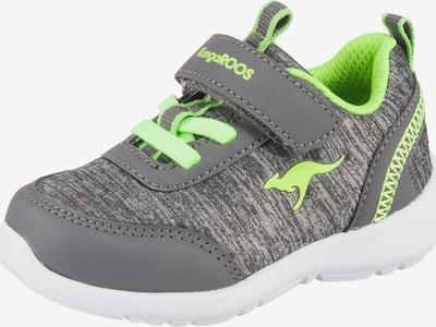 Sneaker 'KY-Citylite EV' KangaROOS pe gri amestecat / limetă, Vizualizare produs