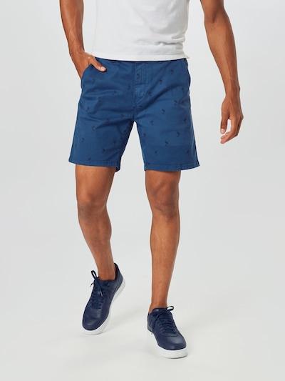 Shiwi Nohavice - modrá / námornícka modrá: Pohľad spredu