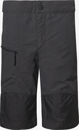 VAUDE Outdoorshorts 'Caprea' in anthrazit / schwarz, Produktansicht