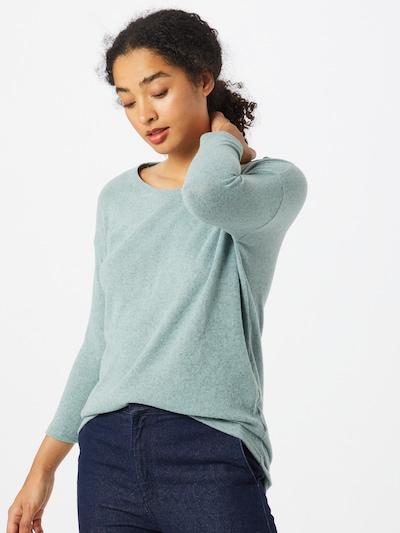 Hailys Pullover 'Mia' in jade, Modelansicht