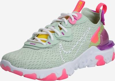 Nike Sportswear Sneakers laag 'React Vision' in de kleur Mintgroen / Gemengde kleuren, Productweergave