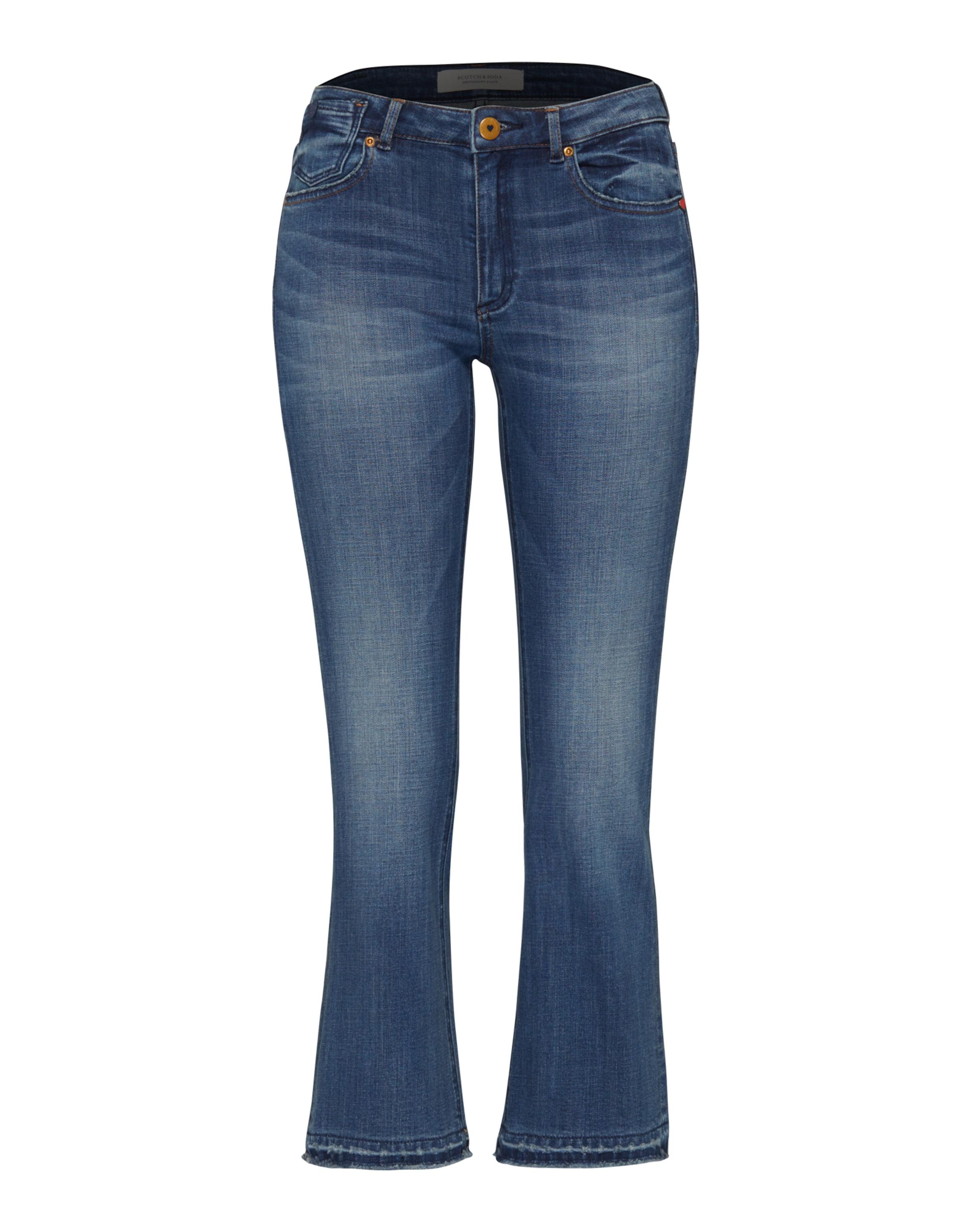 SCOTCH & SODA 'Grace Spirit' Flared Jeans Freies Verschiffen Die Besten Preise Gute Qualität Visa-Zahlung Günstiger Preis vZeXRyNH