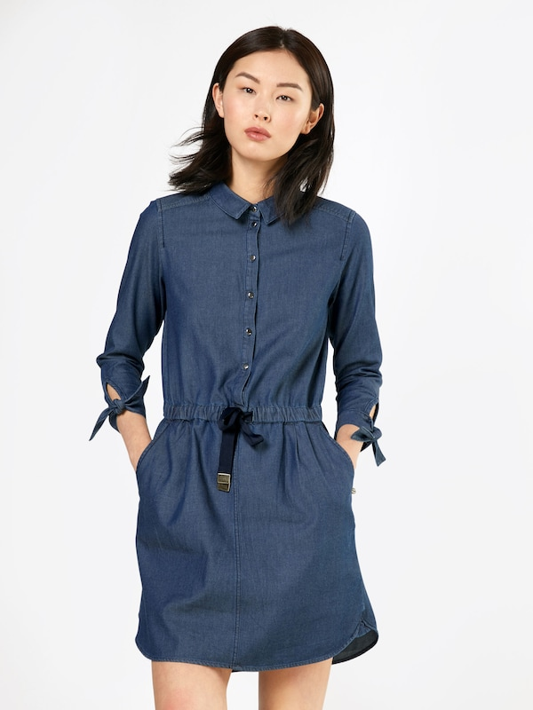TOM TAILOR DENIM Blusenkleid